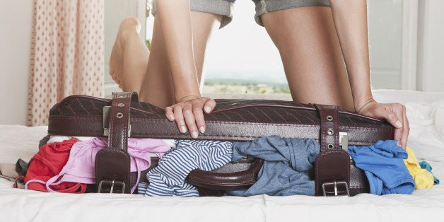 It's Official: Women Are Way Worse At Packing   HuffPost Life
