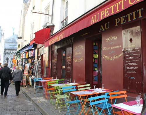 5 Places to Fall in Love in Paris