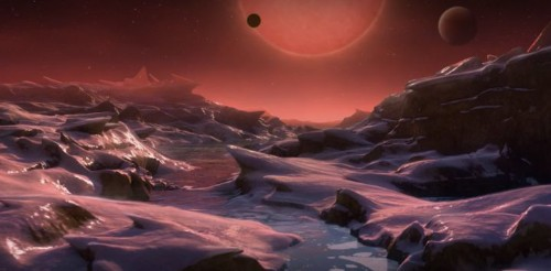 Astronomers Find 3 'Temperate' Planets That May Support Life