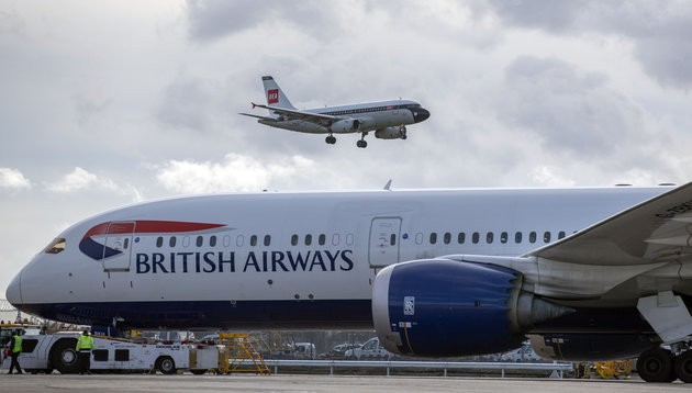 Plane Bound For Dusseldorf Lands In Edinburgh By Mistake