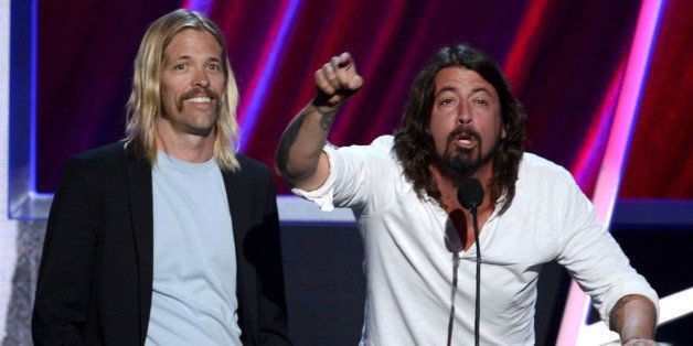 Foo Fighters' New Album Coming In 2014 As Band Readies Fresh Material, Says Dave Grohl