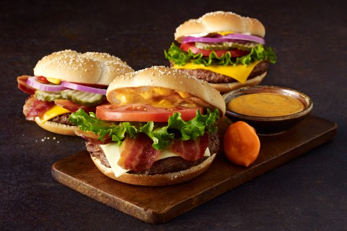 McDonald's Tries Build-your-own Quarter Pounders