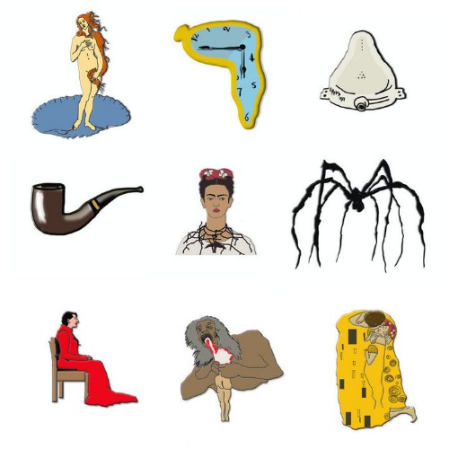 13 Art History Emojis We Desperately Wish Were Real