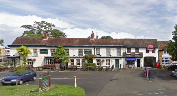 VIDEO: Did This English Pub Catch A Ghost On Tape?