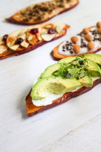 The Recipes To Help You Get In On The Sweet Potato Toast Trend