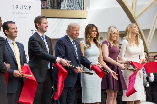 Donald Trump's Potential Conflicts of Interest Continue To Mount