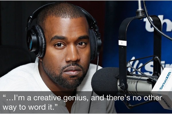 5 Celebrities Who Are Geniuses, According To Themselves