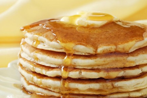 The Crucial Step That'll Help You Make The Fluffiest Pancakes