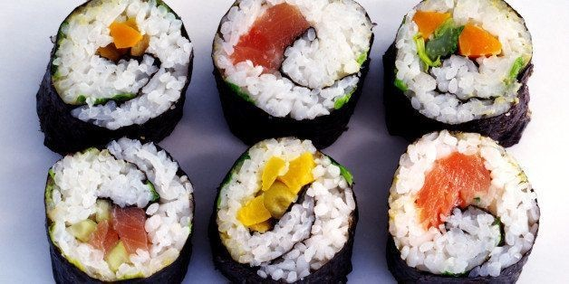 Is It Really Bad To Order Sushi On A Monday? | HuffPost Life