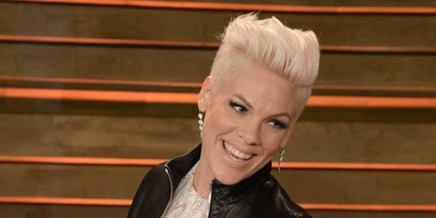 Pink Addresses Pregnancy Rumors In Best Way Possible