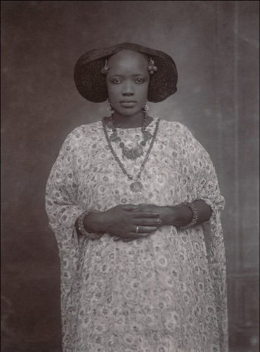 Captivating Portraits From West Africa Reveal 100 Years Of Life Across The Atlantic