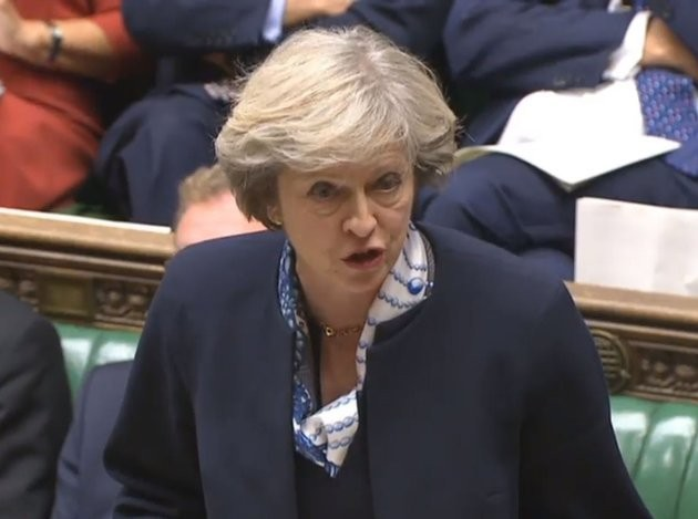Theresa May Accused Of 'Disgusting Xenophobia' For Foreign Workers List Plan