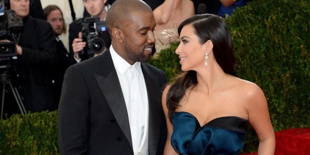 Kim Kardashian And Kanye West's Wedding Invitation Revealed?