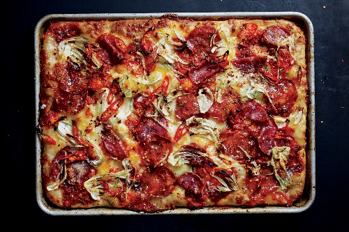 Cast-Iron Pan Pizza Will Change Your Life