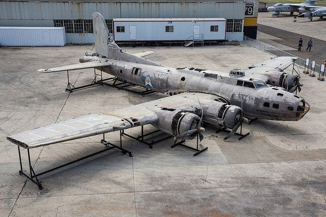 There's An 'Eerily Untouched' WWII Bomber In Hawaii You Need To See | HuffPost Life