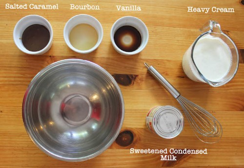 How to Make Salted Caramel Ice Cream Without an Ice Cream Maker