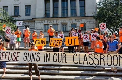 Texas Professors Warn Allowing Guns In Class Will Inhibit Free Speech
