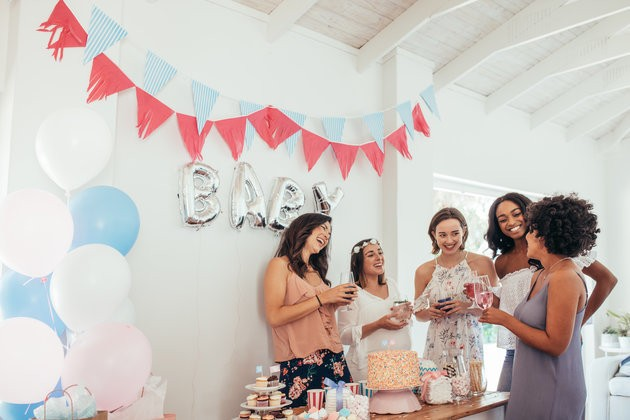 How To Throw A Baby Shower That Doesn't P*ss Everyone Off