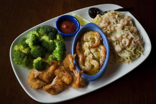The Shrimp At Red Lobster Are Officially Growing | HuffPost Life