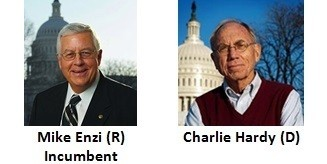 Mike Enzi vs. Charlie Hardy Nonpartisan Candidate Guide For Wyoming Senate Race 2014