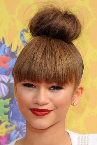 19 Times Zendaya's Hair And Makeup Left Us Speechless