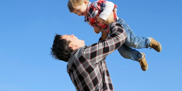 Why the Things My Husband Does That Make Me Insane Are Great for Our Kids | HuffPost Life