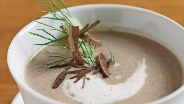 Recipe Of The Day: Mushroom Soup