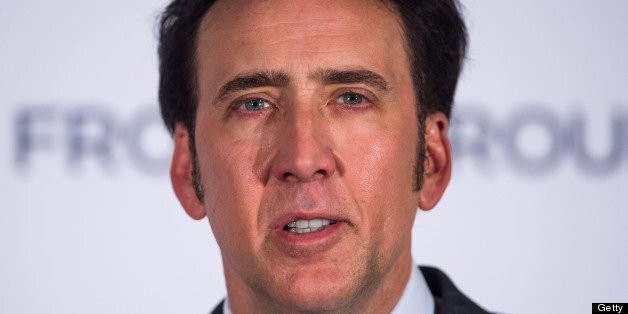 David Gordon Green On 'Joe' And Working With Nicolas Cage