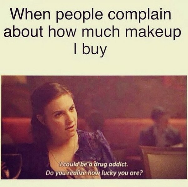 Hilarious Memes That Sum Up All Our Feelings About Beauty