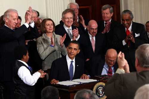 Congress Passed A Bill To Change Obamacare. What Happened Next Will Amaze You.