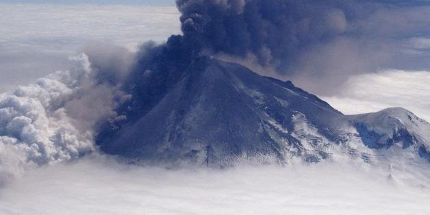 Alaska Volcano Erupts With New Intensity, Prompting Scientists To Issue Highest Alert In Years