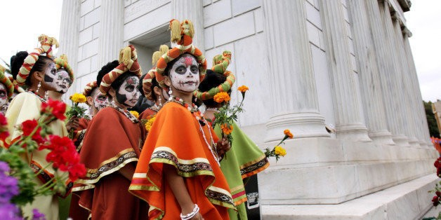 Día de los Muertos Is Not Halloween
