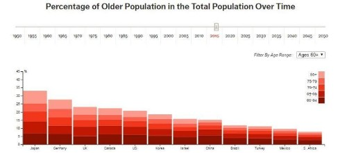 World's Aging Population: A Global Challenge That Benefits from A Local Approach