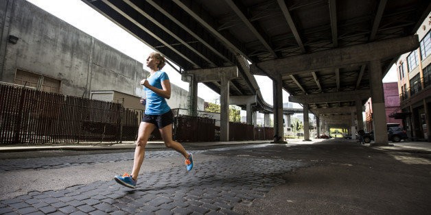 How to Improve Running -- With Mathematical Equations