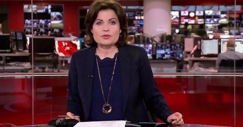 BBC News' Jane Hill Reveals Breast Cancer Diagnosis As She Returns To Screens After 6-Month Absence