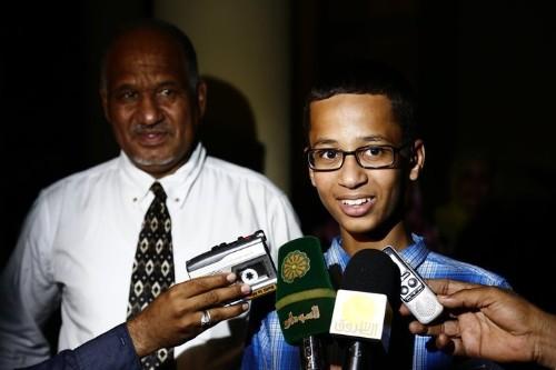 America Needs More Kids Like Ahmed Mohamed