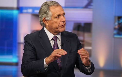 CBS Chief Les Moonves Says Trump's 'Damn Good' For Business