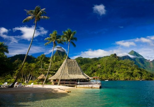 Moorea Is The World's Most Beautiful Island You've Never Heard Of | HuffPost Life