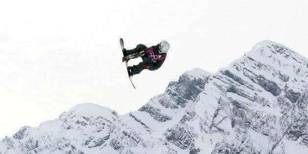 Snowboarder Sarka Pancochova's Helmet Cracked After Hard Crash In Women's Slopestyle (PHOTOS)