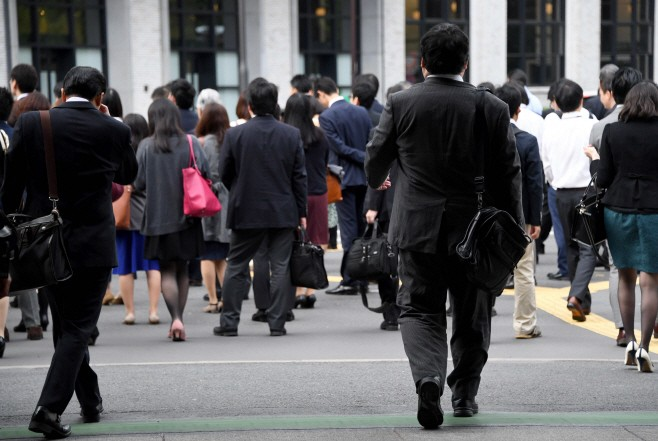 Overwork Takes Its Toll On Mental Health Of Japanese Youth