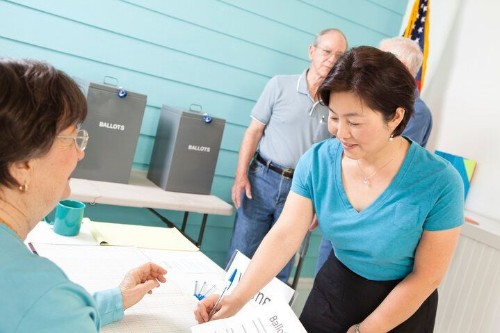 It's Now Easier For Asian-Americans With Limited English Skills To Vote In Texas