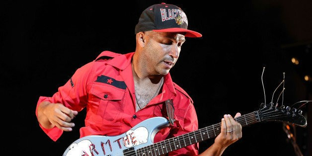 12 Of Tom Morello's Best Guitar Tracks To Get You Pumped For His Solo Album