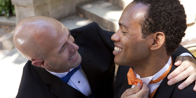 Gay Weddings Less Traditional Than Straight Weddings, Survey Finds | HuffPost Life