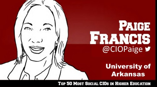 15 Lessons From The Most Social CIOs in Higher Education
