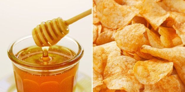 South Koreans Are Completely Obsessed With Honey-Flavored Chips, And Here's Why | HuffPost Life