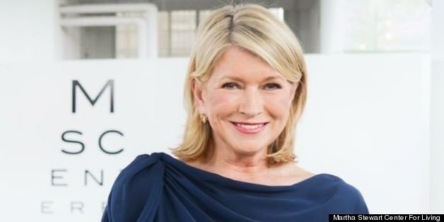 Martha Stewart On Health, Aging Gracefully And How She De-Stresses