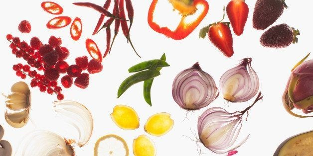 Powerhouse Fruits And Vegetables Ranked In Order Of Nutrition | HuffPost Life
