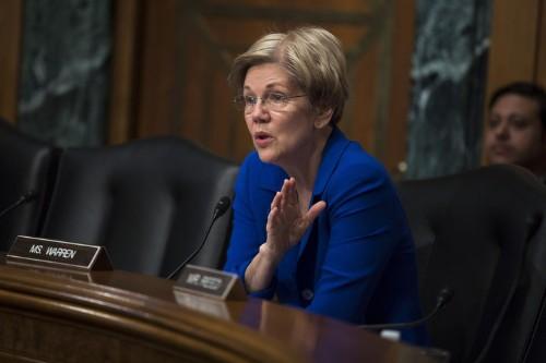 Elizabeth Warren Calls Out Ted Cruz's Hypocrisy In Epic Tweetstorm