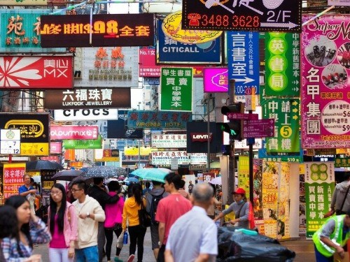The 5 Best Shopping Cities In The World | HuffPost Life