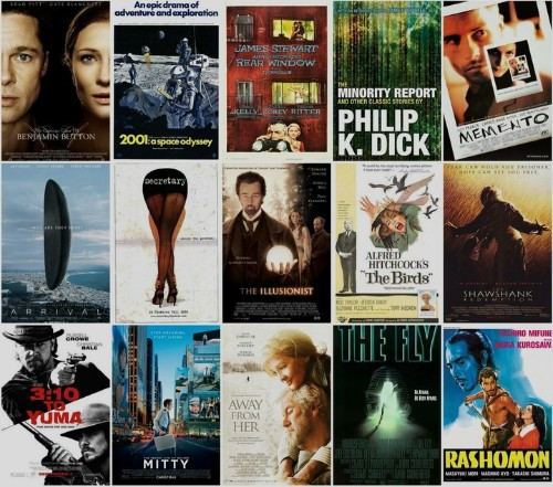 The Must-Read Short Stories Behind 16 Great Movies